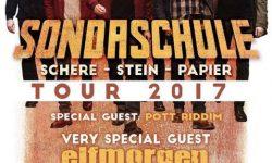 Live-Review: SONDASCHULE, ELFMORGEN & POTT RIDDIM, 27-10-2017, Wiesbaden / Schlachthof