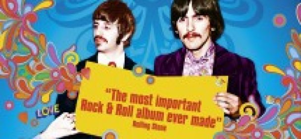 It Was Fifty Years Ago Today! The Beatles: Sgt. Pepper & Beyond – (von Alan G. Parker) – Film