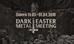 DARK EASTER METAL MEETING – 31.03. bis 01.04.2018 im Backstage München