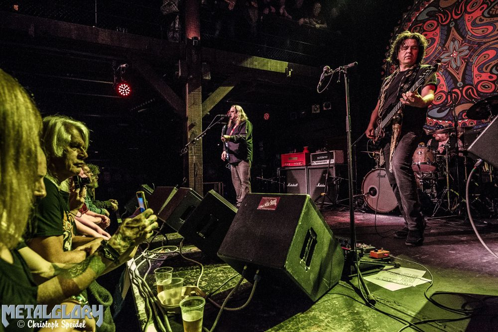 "Gov't Mule ""Revolution Come… Revolution Go"" Tour 2017, Live at Fabrik Hamburg"