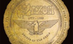 Saxon (GB) – Decade Of The Eagle 1979-1988