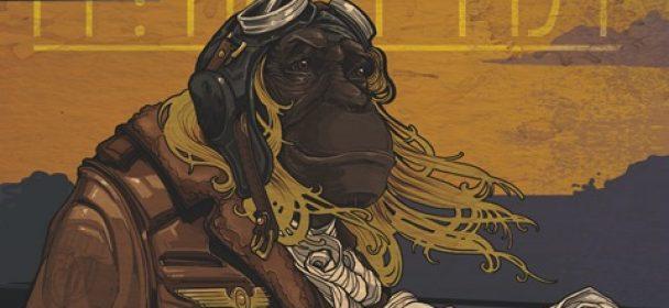 MONKEY FIST (DE) – Infinite Monkey