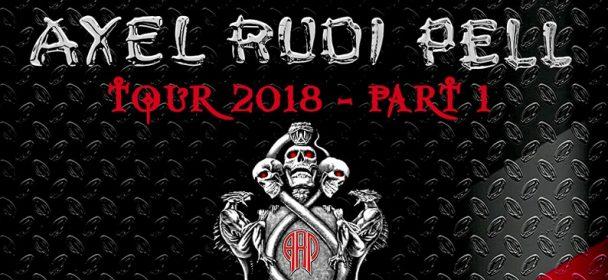 AXEL RUDI PELL neues Studioalbum + Tour 2018