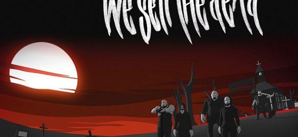 WE SELL THE DEAD mit Niclas Engelin (In Flames) – Debüt erscheint am 23.02.