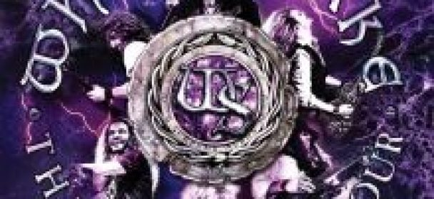 "Whitesnake – ""The Purple Tour"" – VÖ: 19.01"