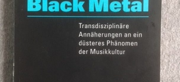 Analyzing Black Metal (Sammelband)