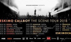 Vorbericht: ESKIMO CALLBOY – The Scene Tour 2018