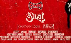 Graspop 2018: Ghost, Jonathan Davis und weitere Bands bestätigt