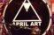 APRIL ART @ METAL FORGE FESTIVAL / FFM-Das Bett, 03-02-2018