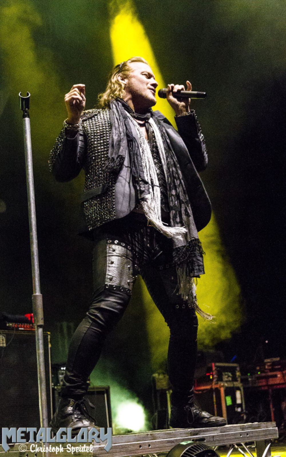Steel Panther & Fozzy, 30.01.2018, Mehr! Theater, Hamburg