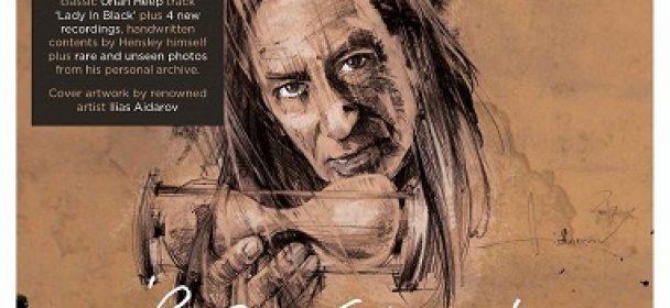 """neue Ken Hensley-CD """"Rare & Timeless"""" erscheint am 30.03."""