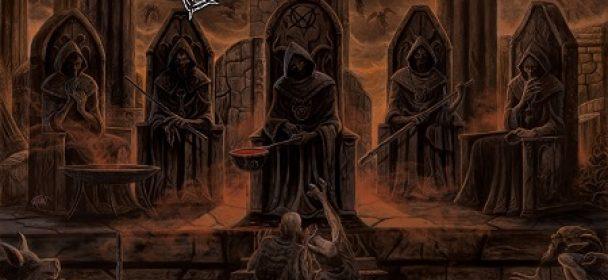 VARATHRON Premiere New Track 'Ouroboros Dweller'