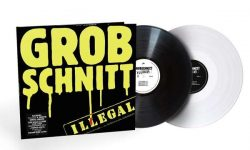 Grobschnitt (D) – Illegal (Black & White LP)