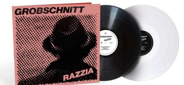 Grobschnitt (D) – Razzia (Black & White LP)