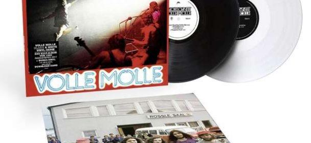 Grobschnitt (D) – Volle Molle (Black & White LP)