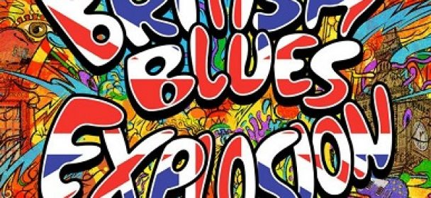 "Joe Bonamassa veröffentlicht ""British Blues Explosion Live"" am 18. Mai!"
