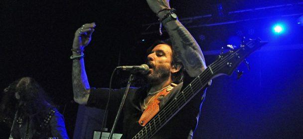 "Marco Mendoza – ""Viva La Rock Tour"" in Bückeburg, Schraubbar am 09.03.2018"