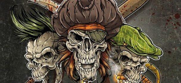 """PADDY AND THE RATS – Punkrock Irish Folk aus Ungarn! """"Riot City Outlaws"""" erscheint am 6.4."""