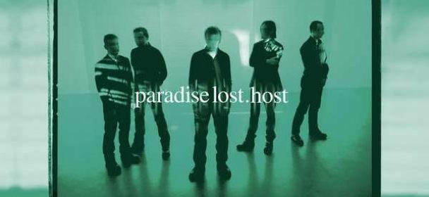 News: PARADISE LOST – sprechen Songs auf »Host« und »Believe In Nothing«