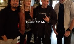 "Interview mit POP EVIL zum neuen Album ""Pop Evil"""