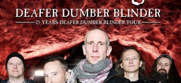 "News: CLAWFINGER – Kultband nach langer Pause wieder auf Tour – ""Deafer Dumber Blinder"