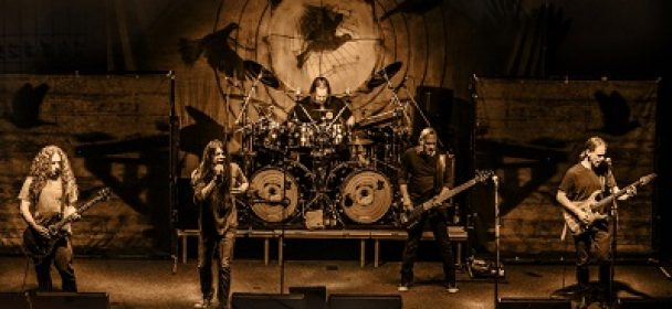 FATES WARNING (USA) – Live Over Europe