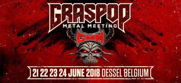 Graspop Metal Meeting 2018 – Teil 1, Donnerstag (21.06.2018)