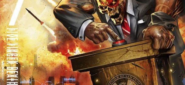 FIVE FINGER DEATH PUNCH (USA) – And Justice For None