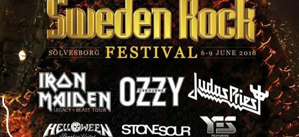 Vorbericht: Sweden Rock Festival 2018