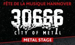 Fête de la Musique mit 30666 Metal Bühne – in Hannover am 21.06.2018