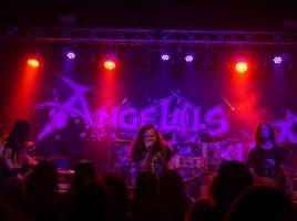 ANGELUS APATRIDA, SKELETAL REMAINS, TRALLERY – 09.05.2018, Rostock PWH