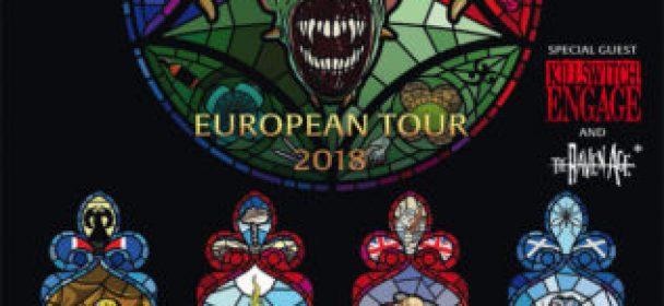 Iron Maiden – Legacy Of The Beast Deutschland-Tour 2018: Über 80.000 Tickets bereits verkauft