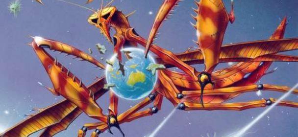 Praying Mantis (GB) – Gravity