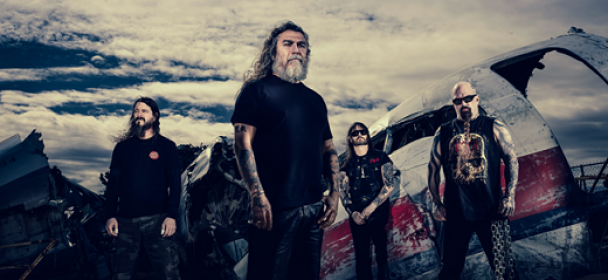 Slayer  am 26.11.18 in der Barclaycard Arena, Hamburg -Presale ab 15.5. !!!