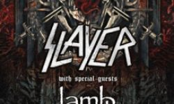 Vorbericht: SLAYER – Final World Tour 2018 – Support: Anthrax, Obituary, Lamb of God