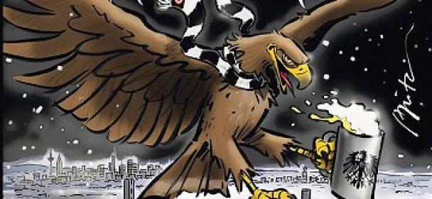 TANKARD – treten am 19. Mai vor dem DFB-Pokalfinale auf!