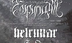 "EMPYRIUM – ""Herald Of The Fall-Tour"" 2018, Support: HELRUNAR & SUN OF THE SLEEPLESS"