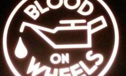 "News- BLOOD ON WHEELS präsentieren 4. Videoclip vom ""Blood Money"" Album"