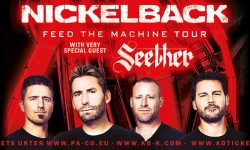 Live Review – NICKELBACK, 09-06-2018, FFM / Festhalle