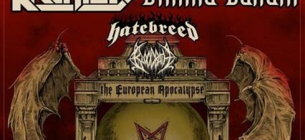 "KREATOR & DIMMU BORGIR – kündigen ""The European Apocalypse"" Co-Headliner-Tour an!"