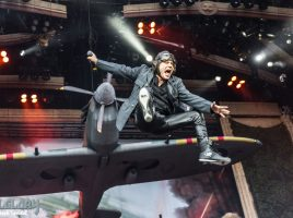 IRON MAIDEN – LEGACY OF THE BEAST – Tour, 10.6.2018, Hannover, Expo-Plaza