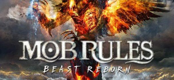 MOB RULES (DE) – Beast Reborn