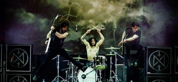 NIGHT DEMON (USA) – Live Darkness