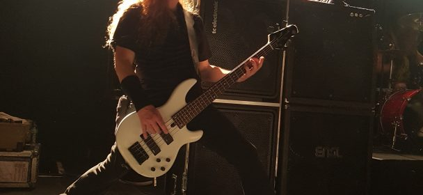 EXODUS – Live am 13.6.2018, Hannover, Faust