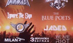 ROCK DAS DING 2018 Festival / Balge (Milan, Wohnraumhelden, 3 Sekunden Safran, We Are Riot, Ignore The Sign, Jaded, Axxis & Nitrogods)