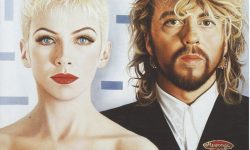 Eurythmics (GB) – Revenge (LP)