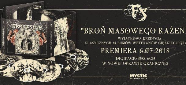 News: FRONTSIDE veröffentlicht 6-CD-Digi-Box vergangener Alben!