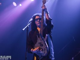 """10 Jahre + 1/2 Rocks"" mit Gene Simmons, Thunder, The Brew & Red's Cool, 20.07.2018, Turbinenhalle Oberhausen"