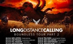 LONG DISTANCE CALLING – announce new live dates in support of latest album Boundless