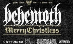 News: MERRY CHRISTLESS – Behemoth – Festival 2018: Running Order steht fest!